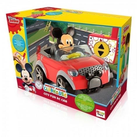 Imagine 1Masinuta RC Mickey in oras 2,4 GHZ