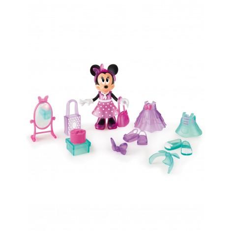 Imagine 2Papusa Minnie cu accesorii - Fashion