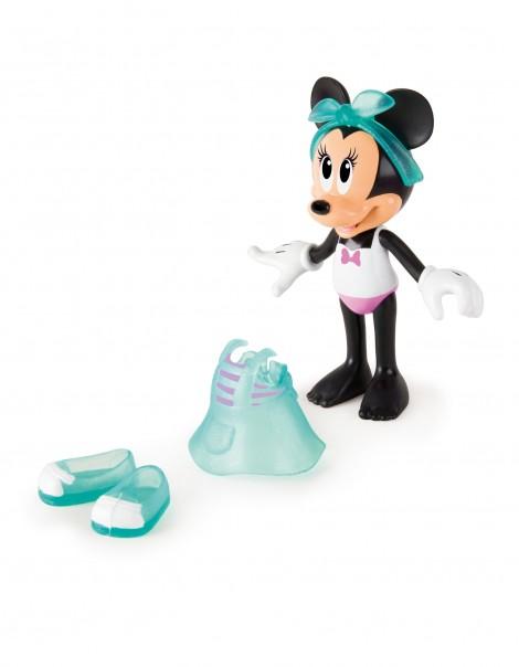Imagine 3Papusa Minnie cu accesorii - Fashion