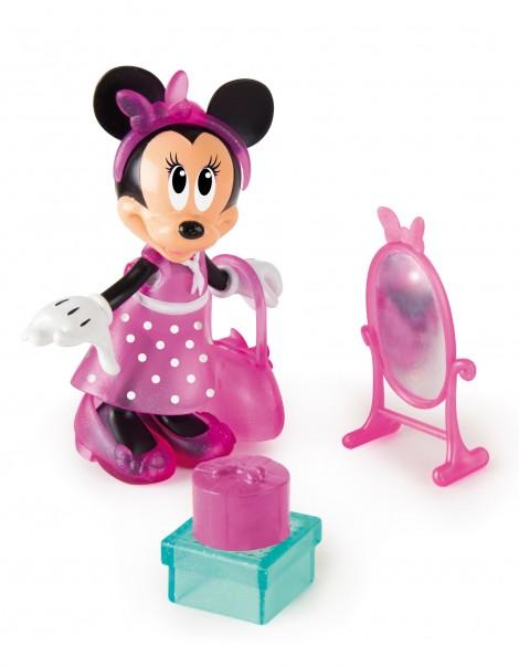 Imagine 4Papusa Minnie cu accesorii - Fashion