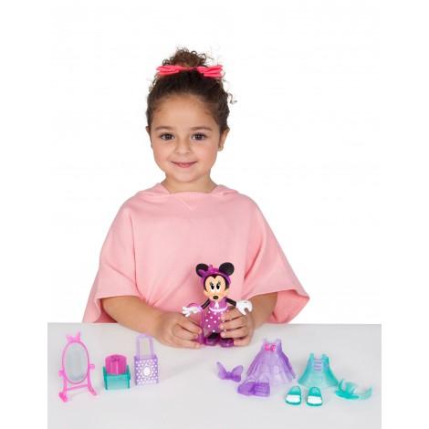 Imagine 5Papusa Minnie cu accesorii - Fashion