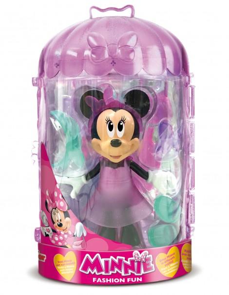Imagine 1Papusa Minnie cu accesorii - Fashion