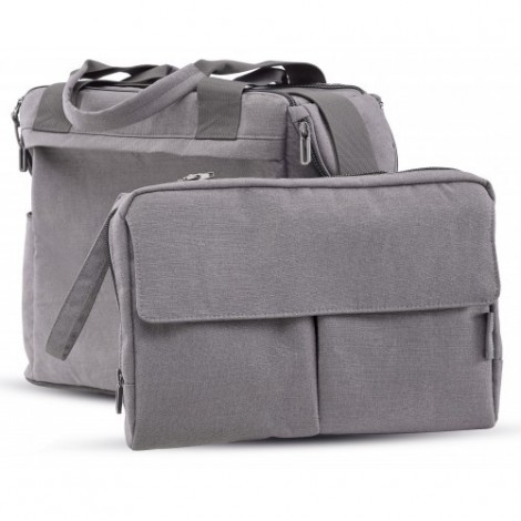 Imagine 12Geanta Trilogy Quattro Dual Bag Siderial Grey