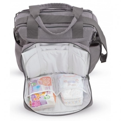 Imagine 2Geanta Trilogy Quattro Dual Bag Siderial Grey