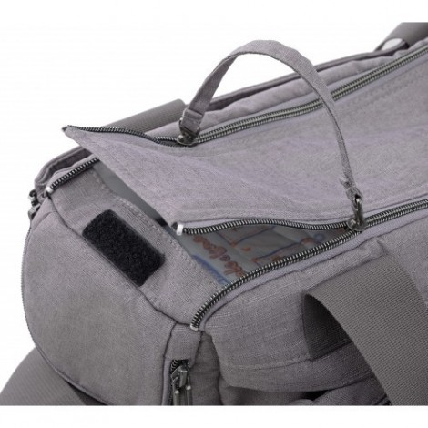 Imagine 3Geanta Trilogy Quattro Dual Bag Siderial Grey