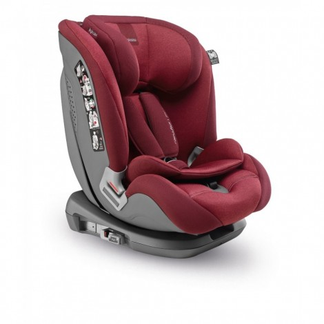 Imagine 1Scaun Auto Newton Isofix 2018 Red