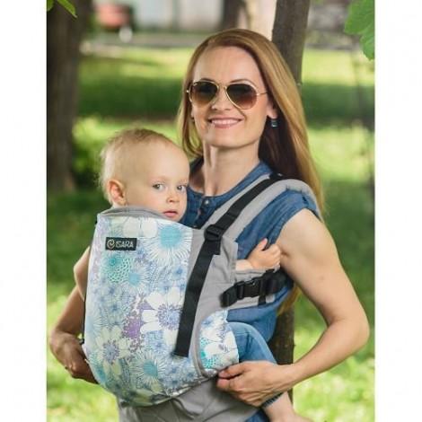 Imagine 2Marsupiu Toddler Organic Bloomingdale