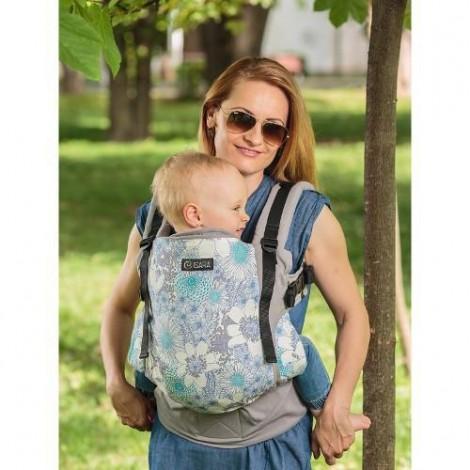 Imagine 3Marsupiu Toddler Organic Bloomingdale