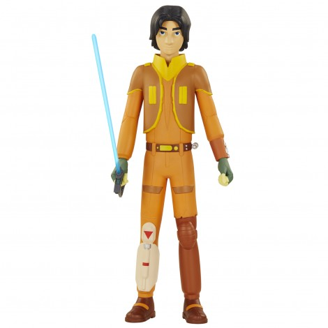 Imagine 1Figurina Star Wars Rebels Ezra Bridger