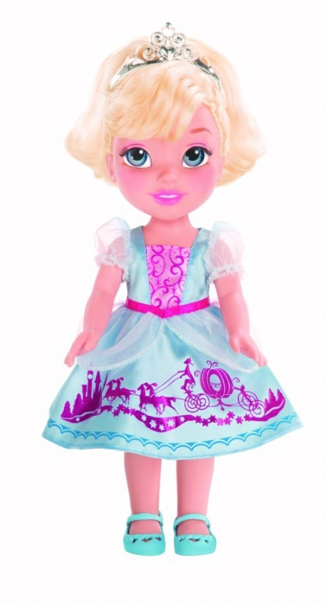 Imagine 2Papusa Disney 34 cm - Cinderella