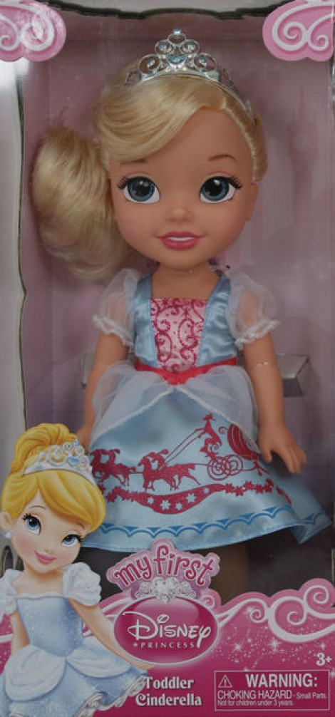 Imagine 1Papusa Disney 34 cm - Cinderella