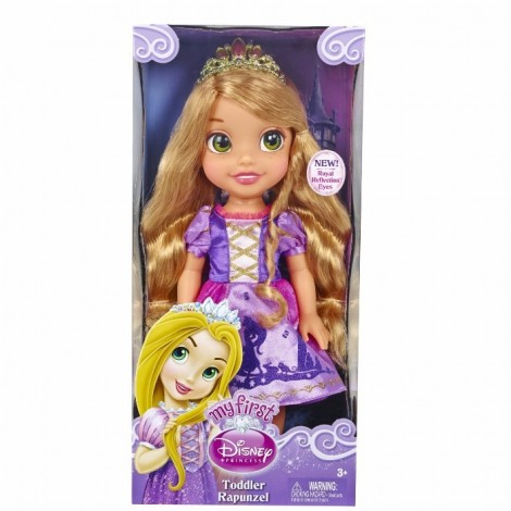 Imagine 1Papusa Disney 34 cm - Rapunzel