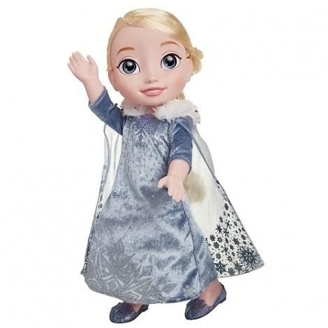 Imagine 2Papusa Elsa Aventurile lui Olaf