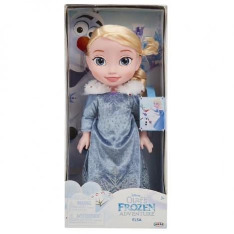 Imagine 1Papusa Elsa Aventurile lui Olaf