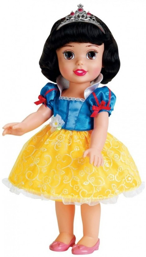 Imagine 2Papusa Toddler Snow White