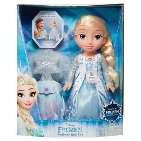 Imagine 1Papusa Elsa Luminile Nordului