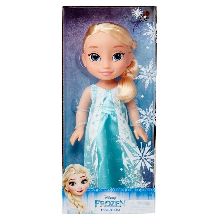 Papusa Elsa Toddler
