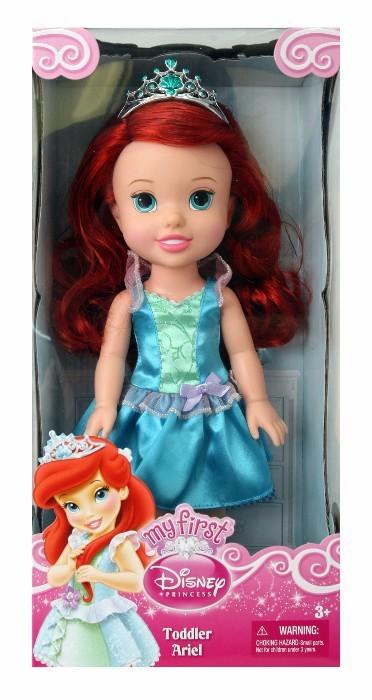 Papusa Disney Princess Toddler Ariel