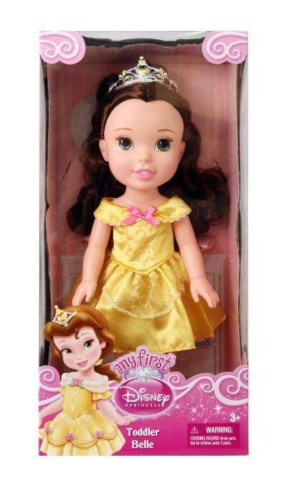 Papusa Disney Princess Toddler Belle