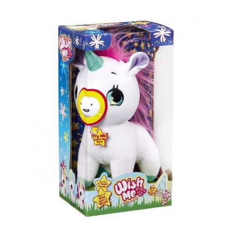 Imagine 2Jucarie Interactiva din Plus Wish Me Unicorn Roz