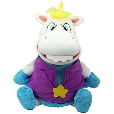 Imagine 1Mascota 2 in 1 Tummy Stuffers Unicorn