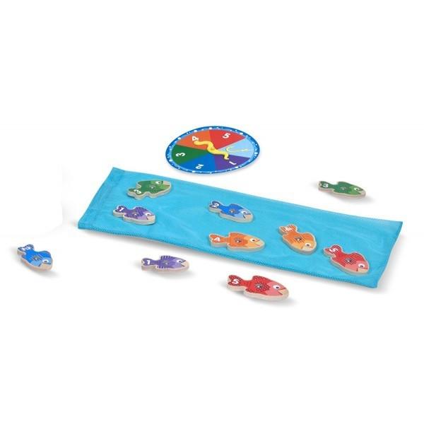 Joc magnetic de pescuit