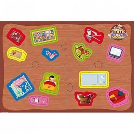 Imagine 3Joc Montessori Maxi - Casuta mea