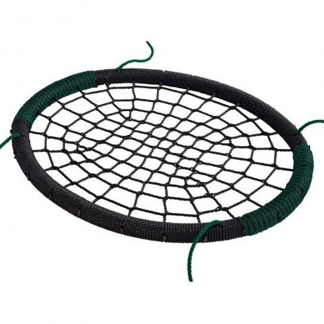 Imagine 2Leagan cuib oval PP negru - Verde