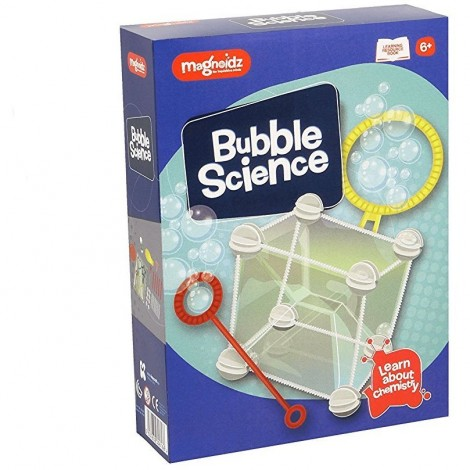 Imagine 1Experimente amuzante - Baloane de sapun
