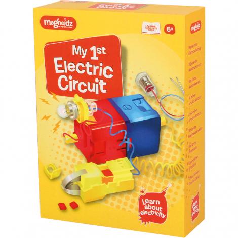 Imagine 1Primul meu circuit electric - Kitul de stiinta