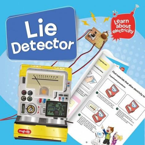 Imagine 3Set experimente - Detectorul de minciuni