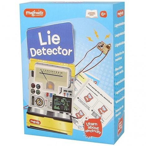 Imagine 1Set experimente - Detectorul de minciuni