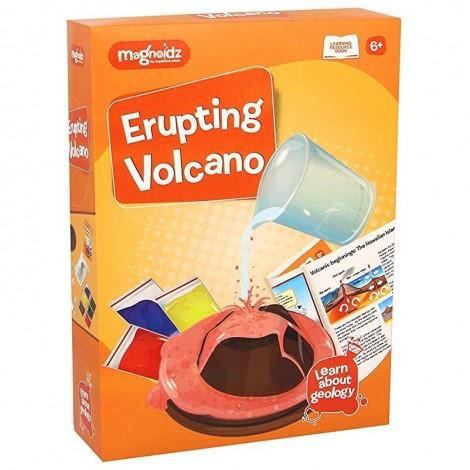 Imagine 1Set experimente - Eruptia vulcanica