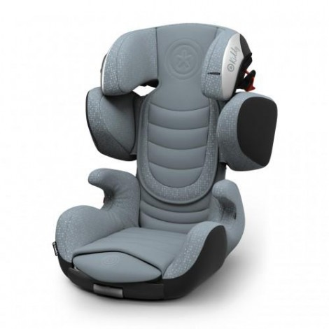 Imagine 1Scaun Auto Cruiserfix 3 Moon Grey (ISOFIX)