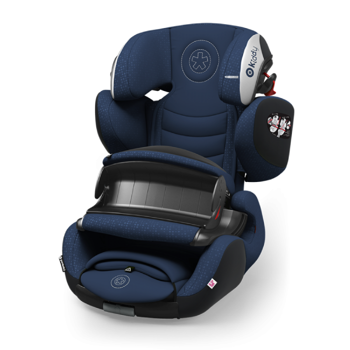 Scaun Auto Guardianfix 3 Night Blue (ISOFIX)