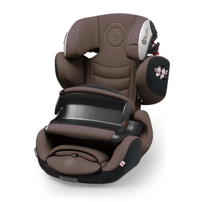 Scaun Auto Guardianfix 3 Nougat Brown (ISOFIX)