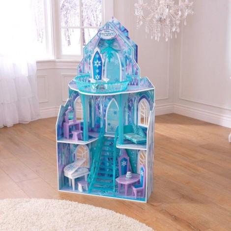 Imagine 3Casuta de papusi Castelul de Gheata Frozen