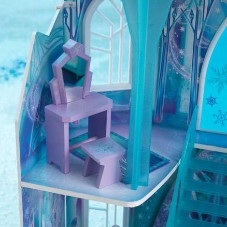 Imagine 8Casuta de papusi Castelul de Gheata Frozen