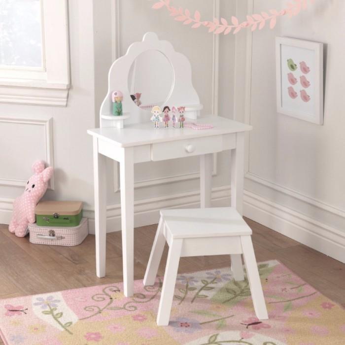 Masuta de toaleta cu scaun Medium Vanity