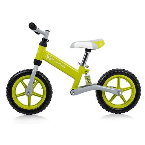 Bicicleta fara Pedale EVO Green