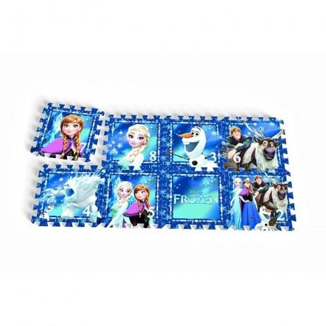 Imagine 2Covor puzzle din spuma Sotron Frozen 8 piese
