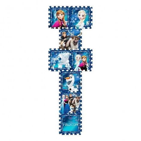 Imagine 1Covor puzzle din spuma Sotron Frozen 8 piese