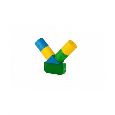 Imagine 7Blocuri magnetice 50 piese Multicolore