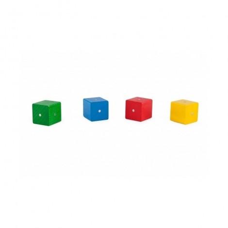 Imagine 8Blocuri magnetice 50 piese Multicolore