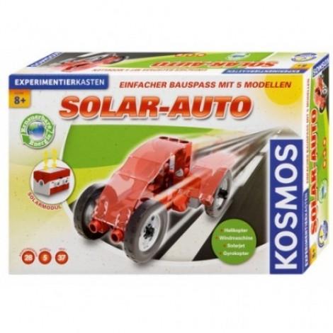 Imagine 1Experimente pentru acasa - Masina solara