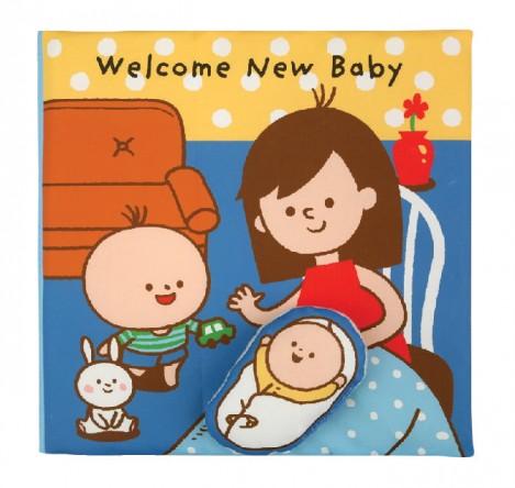 Imagine 3Carticica textila - Bine ai venit pe lume!