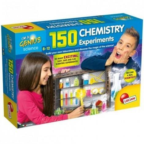 Imagine 1Laboratorul de chimie - 150 experimente