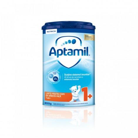 Imagine 1Lapte praf Aptamil Junior 1+, 800 g, 12-24 luni