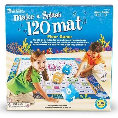 Imagine indisponibila pentru Joc matematic - Oceanul numerelor