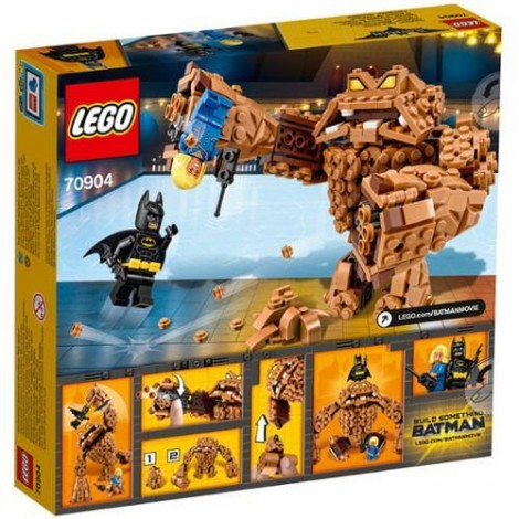 Imagine 3LEGO Batman Atacul Rasunator al lui Clayface